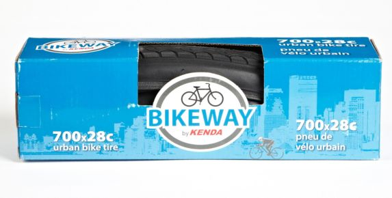 Supercycle Bikeway by Kenda K193 Urban Bike Tire Product image