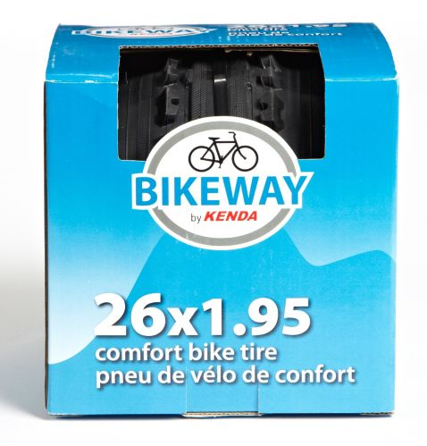 Pneu de vélo confortable Supercycle Bikeway K847 de Kenda Image de l'article