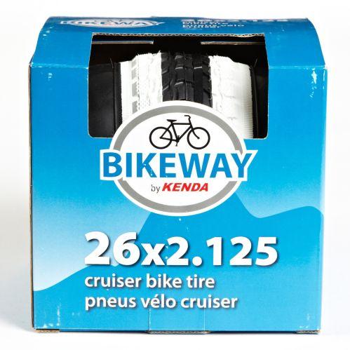 Supercycle Bikeway by Kenda K927 Cruiser Bike Tire,