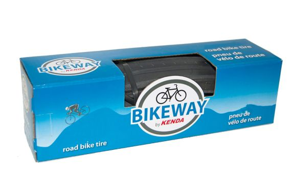 Kenda Bikeway Mountain Terrain Bicycle Tire, 27.5 x 2.1-in