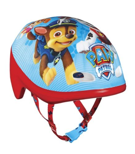 PAW Patrol Toddler Bike Helmet, Blue