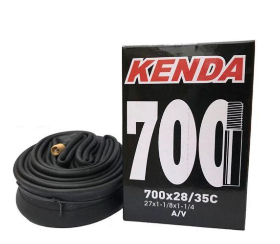 Kenda 700X28X35C Schrader Valve Standard Bike Tube Product image