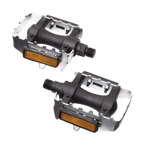 Supercycle Alloy Bike Pedals, 9/16-in