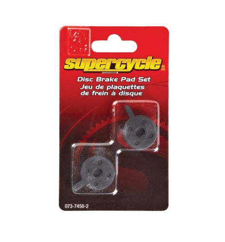 Supercycle Bike Disc Brake Pads Product image