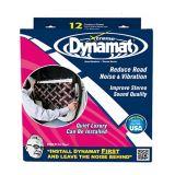 Nécessaire d'isolant acoustique pour portière Dynamat 10435 Xtreme