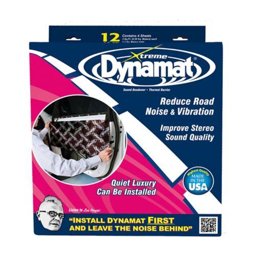 Nécessaire d'isolant acoustique pour portière Dynamat 10435 Xtreme Image de l'article