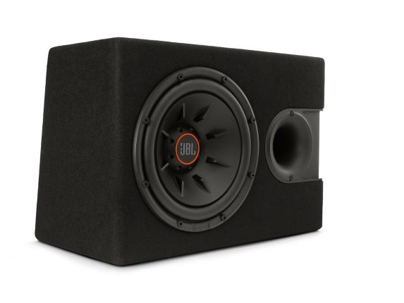 JBL S2-1024SS Loaded Subwoofer Enclosure