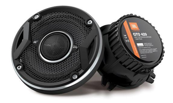 JBL 4-in GTO429 Coaxial Speaker