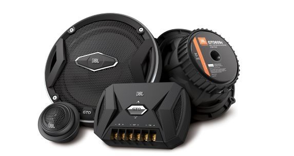 JBL 6.5-in GTO609C 2-Way Component Speaker Product image