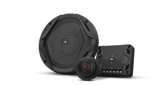 Haut-parleur coaxial JBL, 6,5 po, GX600C Image de l'article