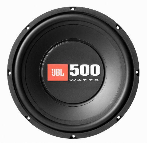 Haut-parleur d'extrêmes graves JBL CS1014, 500 W, 10 po Image de l'article
