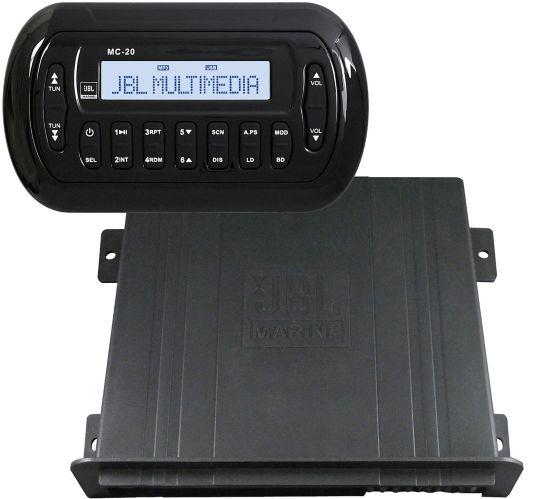 JBL-MBB2120BL Marine Stereo Product image