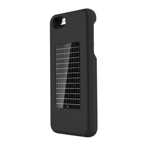 EnerPlex iPhone 6 Black Solar Battery Case Product image