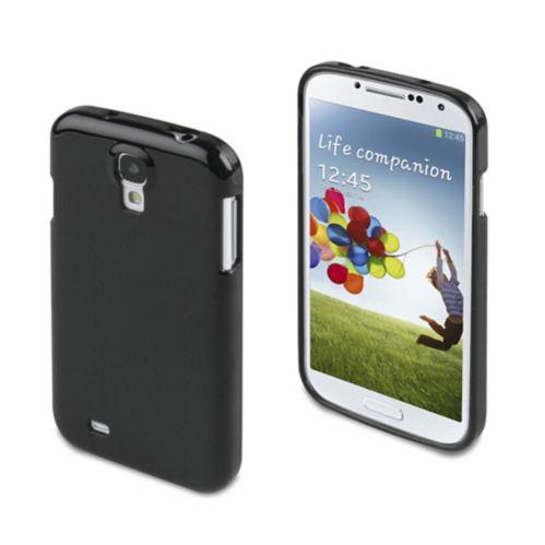 Muvit Samsung Galaxy S4 Black MiniGel Case
