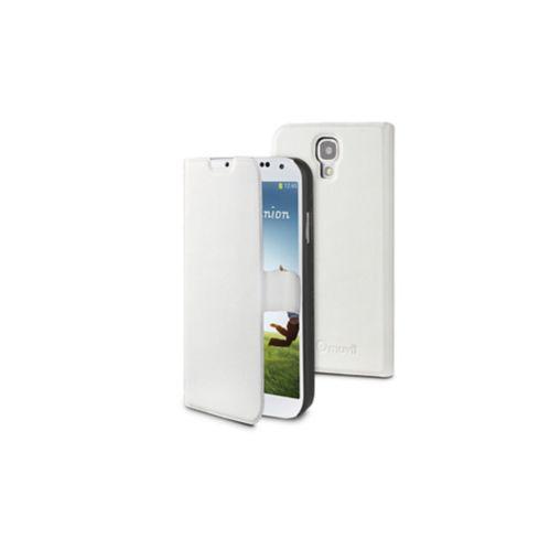 Muvit Samsung Galaxy S4 White Folio Case