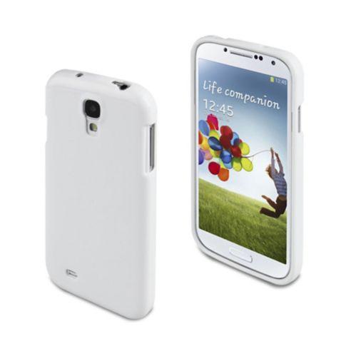 Étui Muvit MiniGel pour Samsung Galaxy S4, blanc