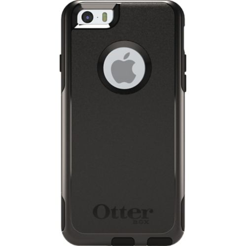 OtterBox iPhone 6 Black/Black Commuter Case Product image
