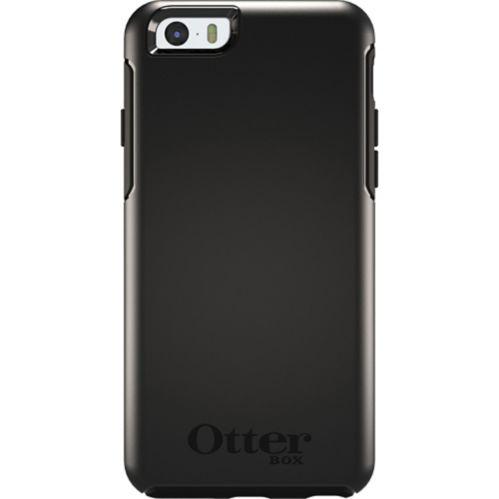 OtterBox iPhone 6 Black/Black Symmetry Case Product image