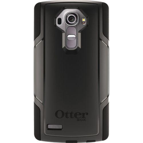 OtterBox LG G4 Black/Black Commuter Case Product image