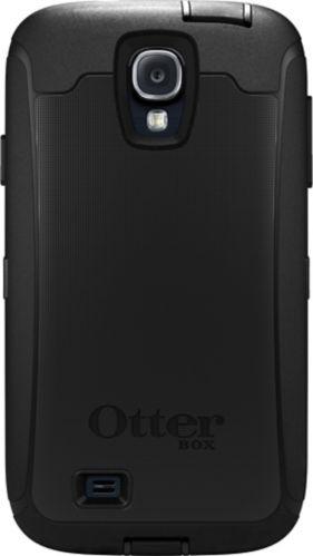 Étui Otterbox Commuter pour Samsung Galaxy S4, noir