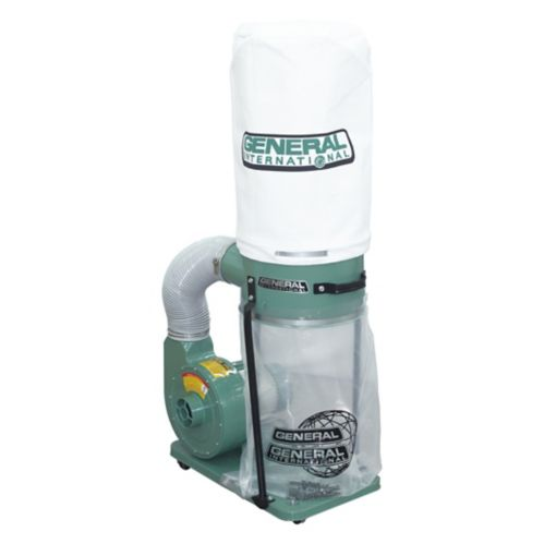 General® International 1 HP Dust Collector Product image