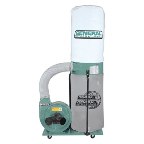 General® International Dust Collector, 1.5-hp Product image