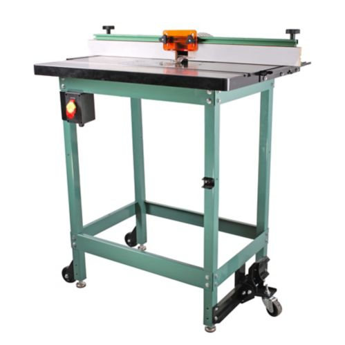 Excalibur® Deluxe Floor Model Router Table Kit Product image