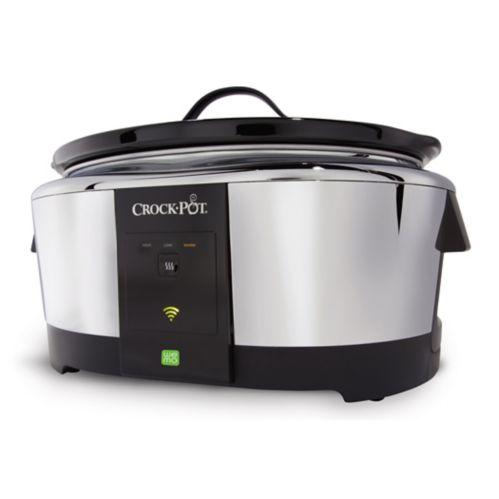Crock-Pot® WeMo® Enabled Smart Slow Cooker, 6-qt Product image