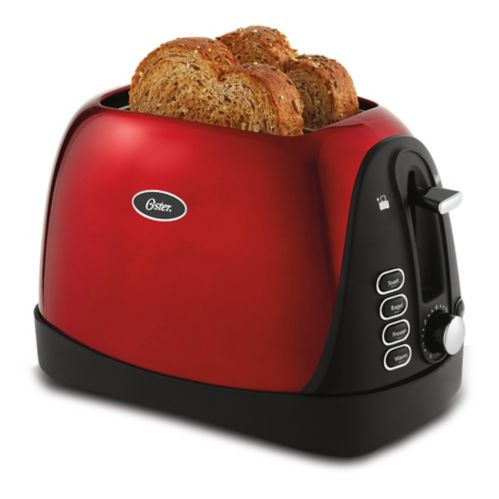 Oster® Toaster, Red, 2-Slice