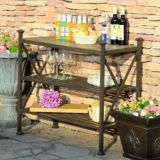 Sunjoy Melody Console Table