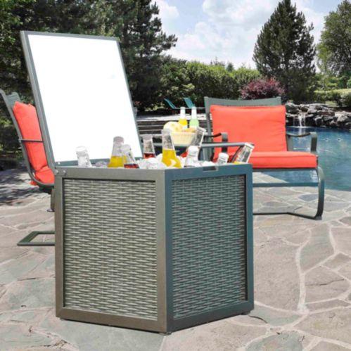 Sunjoy Tremont Cooler, 50-qt Product image