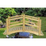 Pont de jardin en bois Sunjoy Merriman