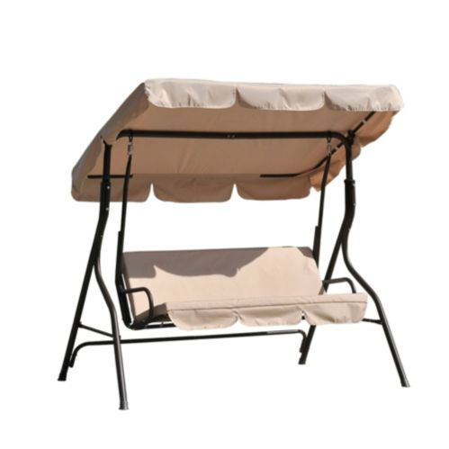Sunjoy Magnifique Three-Seat Swing Product image