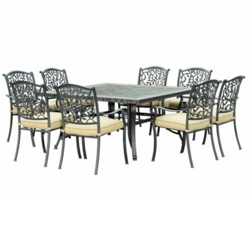 Sunjoy Simone Dining Set, 9-pc Product image