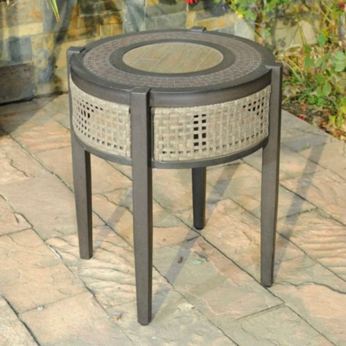 Ensemble Sunjoy Farmington à fauteuils profonds, 5 pces Image de l'article