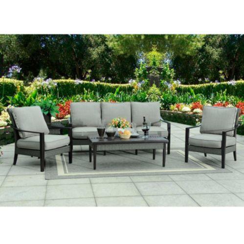 Sunjoy Riley Deep Seating Set, 5-pc Product image