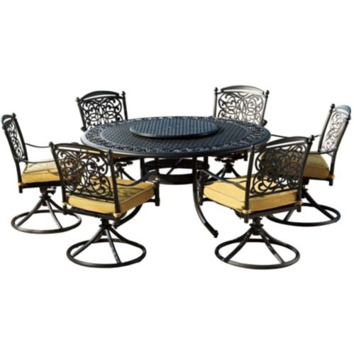 Sunjoy Monet Patio Set, 8-pc