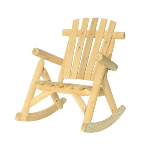 Sunjoy Merriman Wood Rocker Product image