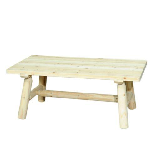 Table basse en bois Sunjoy Merriman Image de l'article