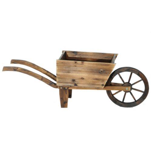 Chariot à fleurs en bois Sunjoy Rimbaud Image de l'article