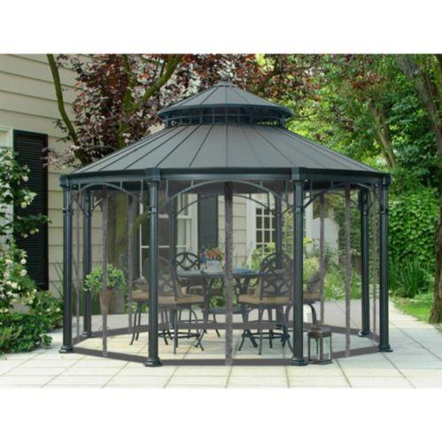 Sunjoy Universal Netting for Round Gazebo Product image