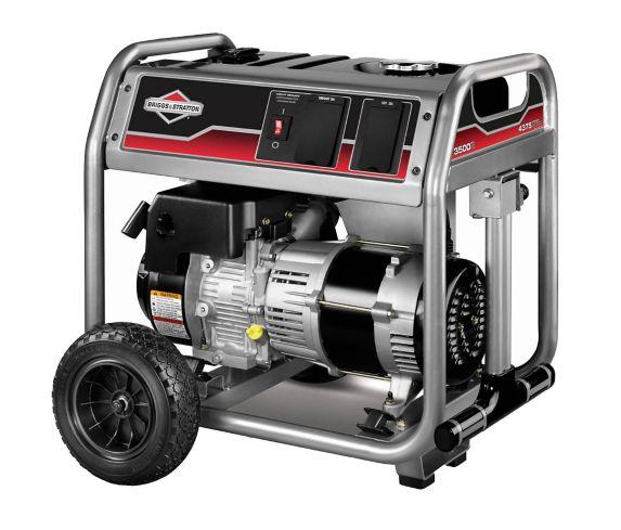 Briggs & Stratton 3500W / 4375W Generator Product image