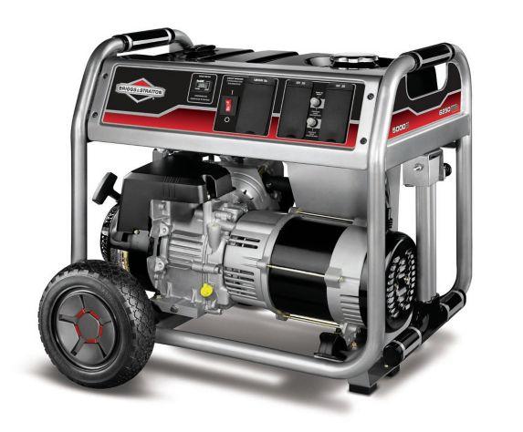 Briggs & Stratton 5000W / 6250W Generator Product image