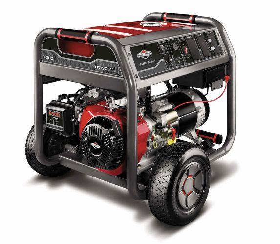 Briggs & Stratton Elite 7000W / 8750W Generator Product image