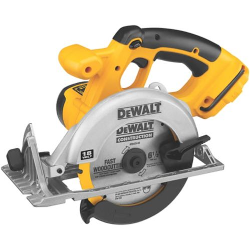 DEWALT 18V NiCad Cordless Circular Saw, Tool-Only Product image