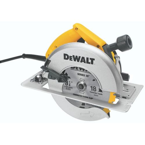 DEWALT 15A Circular Saw with E-Brake, 8-1/4-in Product image
