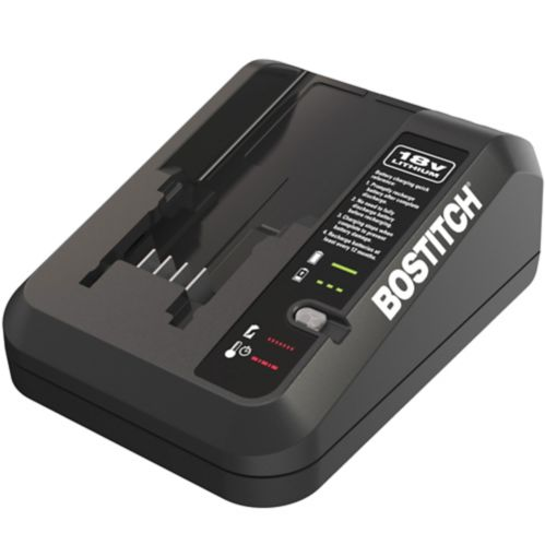 Bostitch 18V Lithium Ion Fast Charger