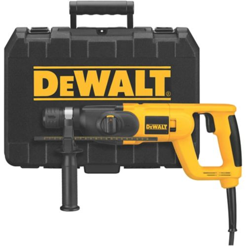 DEWALT 8A Rotary Hammer Drill with SDS+, 7/8-in Product image
