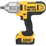 DEWALT 20V Max Li-Ion Cordless High Torque-Impact Wrench, 1/2-in | Dewaltnull