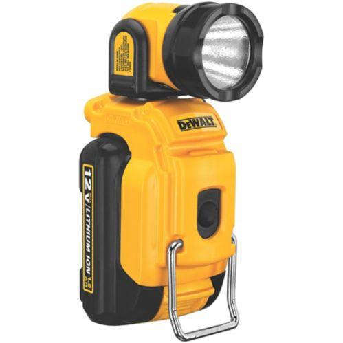 DEWALT 12V Max Li-Ion Cordless LED Work Light, Tool-Only